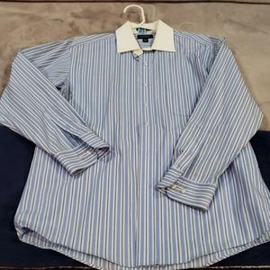 Men's button up dress shirt